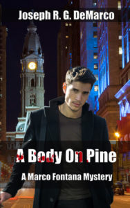 A Body on Pine New Cover