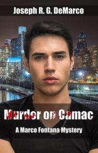 Murder on Camac new cover